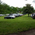 Event parking at Bell Hill Wedding Venue