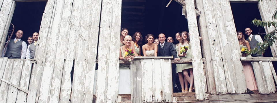 Southern Illinois Barn Wedding Venue
